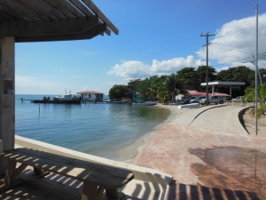 Placencia Harbour