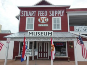 Historical downtown Stuart
