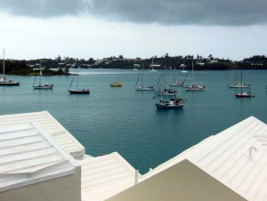 St Georges anchorage, Bermuda