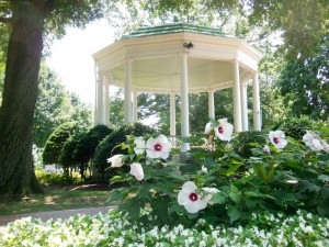 Naval Academy gardens