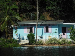 Small house on Monos