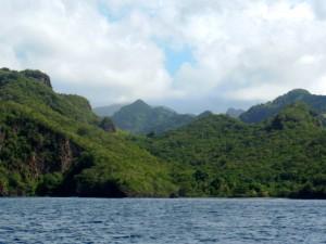 St Vincent Coastline