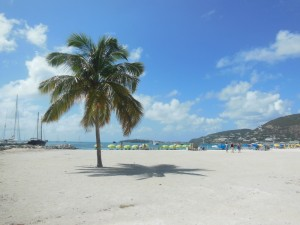 The Beach at Philipsburg