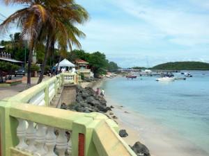 Esperanza waterfront