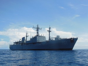 Colombian Navy Ship