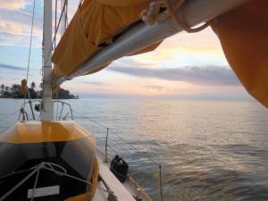 Isla Fuerte sunrise