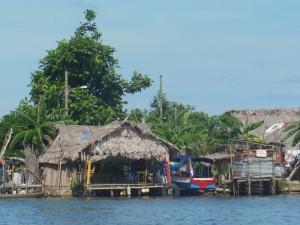 Rio Azucar waterfront