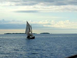 Raggedy sail - Rio Azucar