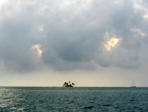 Palm Island seen from Banedup