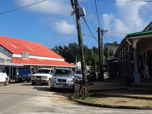 Downtown Neiafu