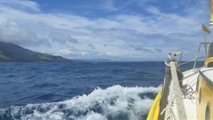 Just Sailling Along