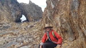 A walk on Rotoroa Island